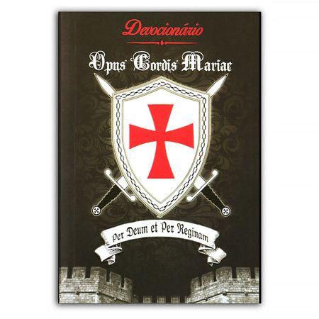Livro Devocionário Opus Cordis Mariae