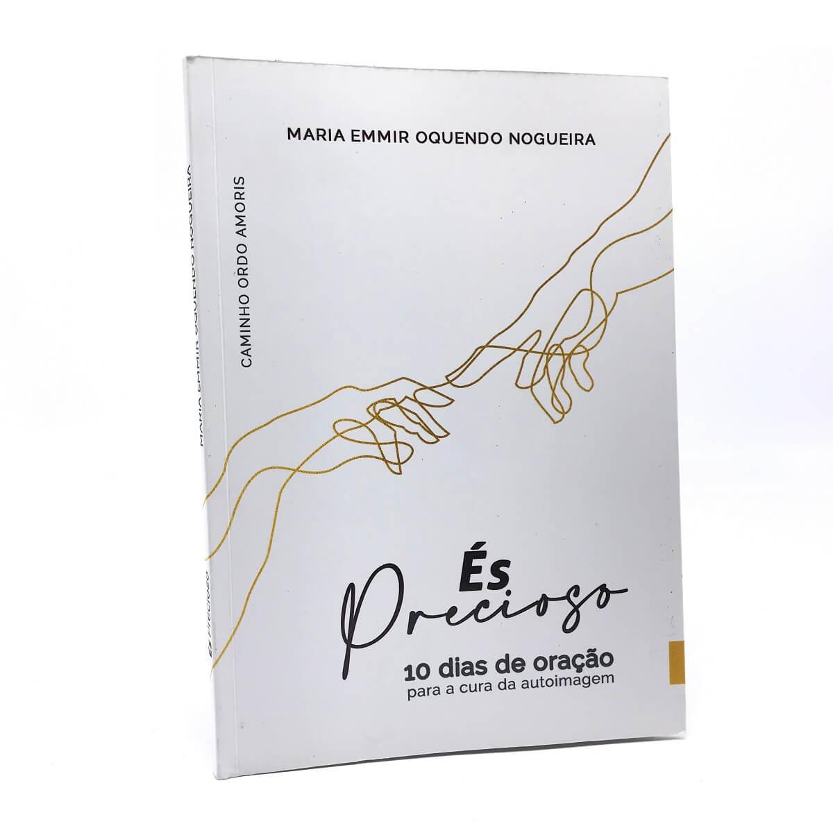 Livro És Precioso - Maria Emmir Nogueira