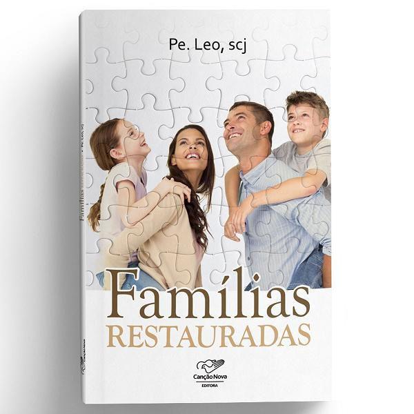 LIVRO FAMILIAS RESTAURADAS - PADRE LÉO