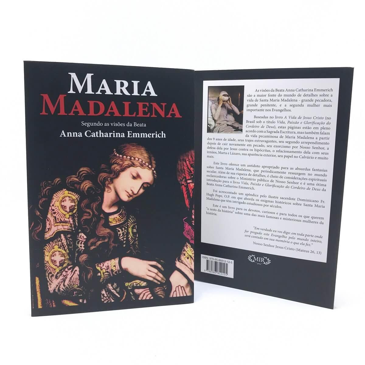 Livro Maria Madalena - Ana Catarina Emmerich