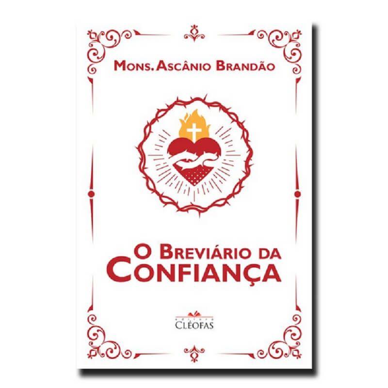 LIVRO O BREVIÁRIO DA CONFIANÇA MONSENHOR ASCÂNIO BRANDÃO