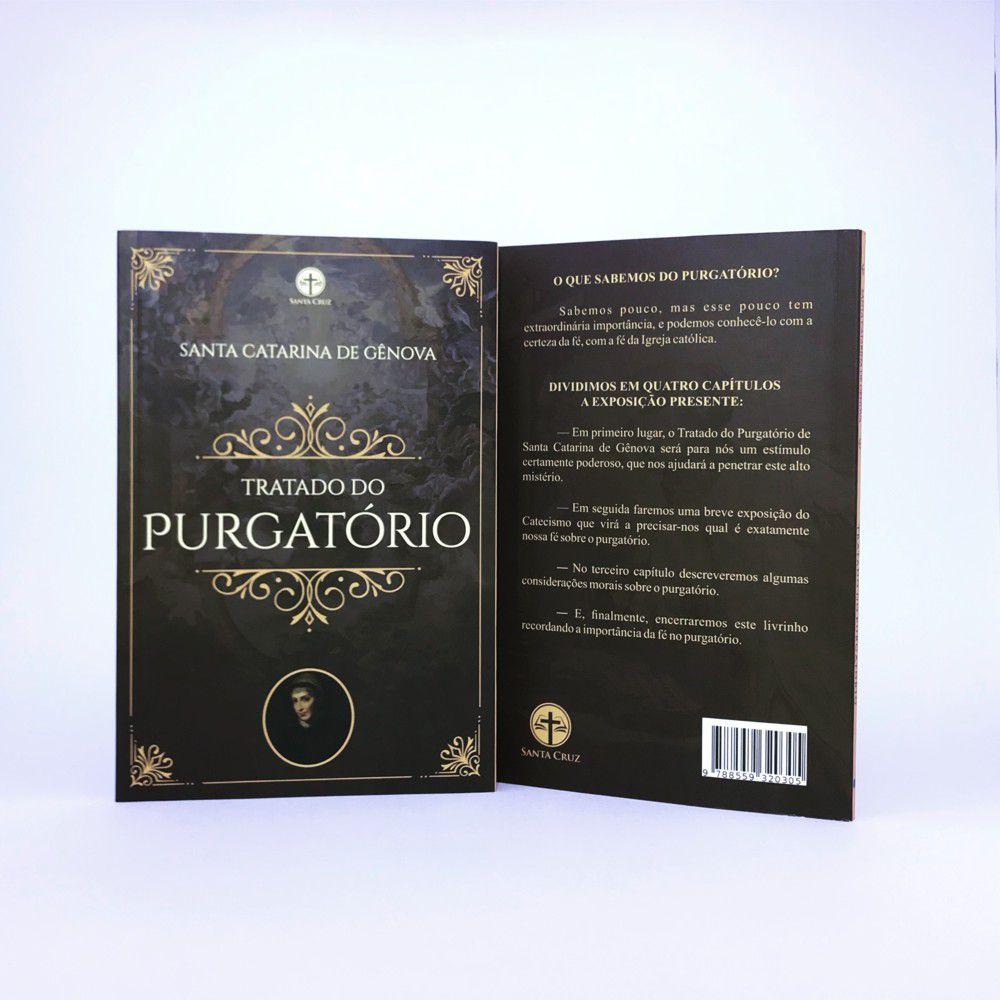 Livro Tratado do Purgatório: O que sabemos do Purgatório? - Santa Catarina de Gênova