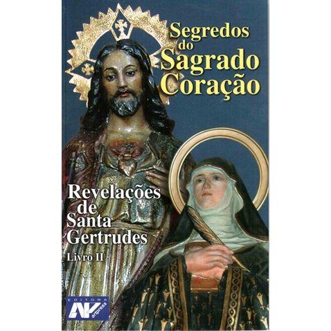 Livro Mensagem do amor de Deus - Revelações de Santa Gertrudes II