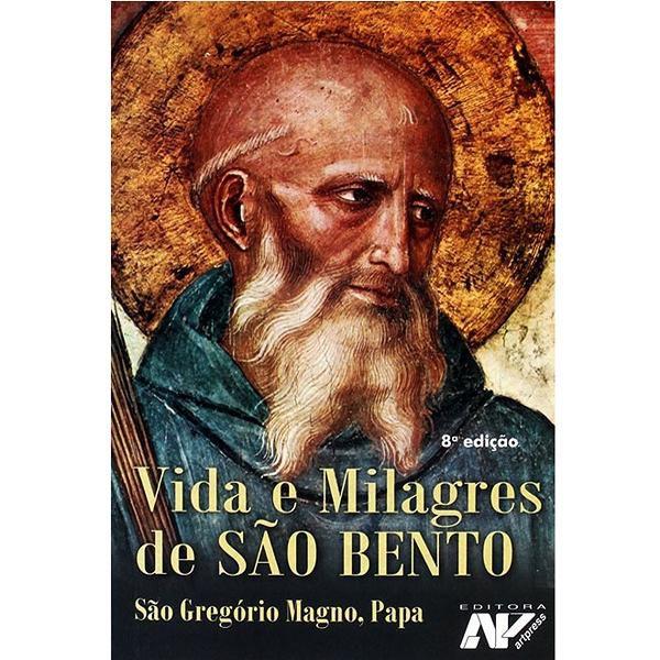 Vida e Milagres de São Bento - São Gregório Magno, Papa