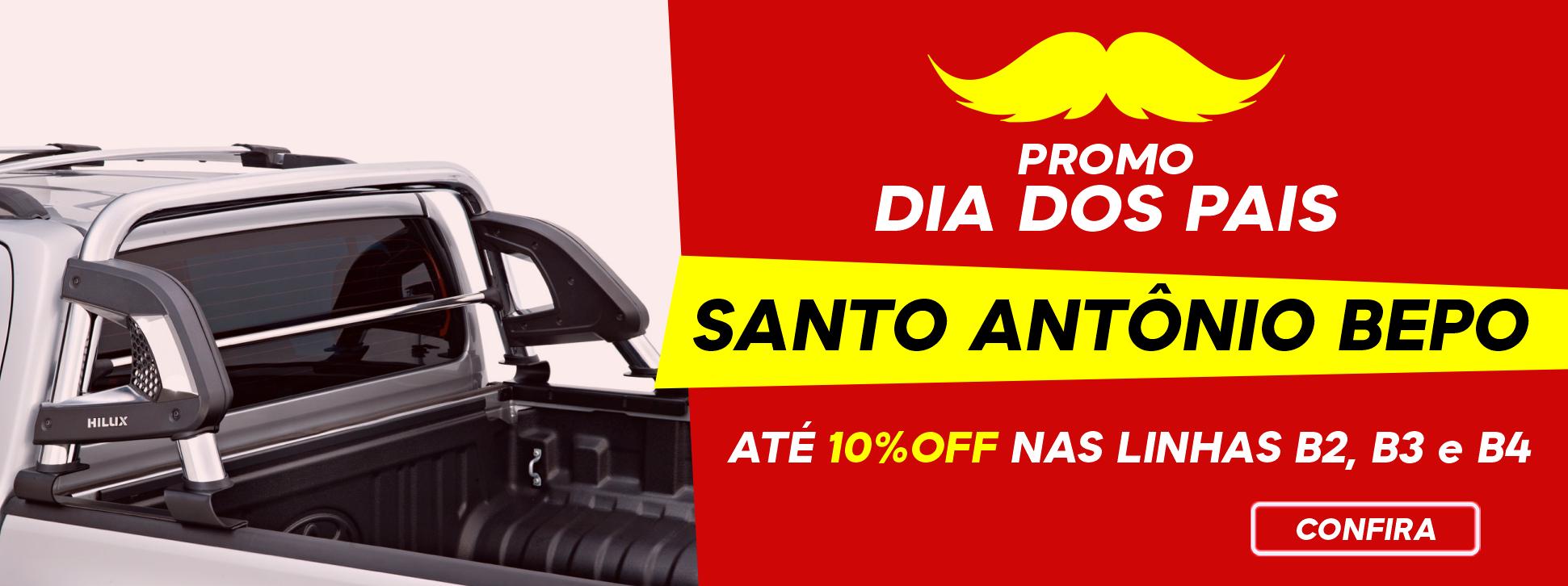 Promo Santo Antonio