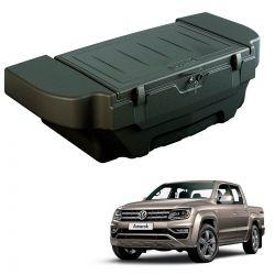 Caixa para caçamba Bepo 280 litros com kit de fixação Amarok cabine dupla 2011 a 2019