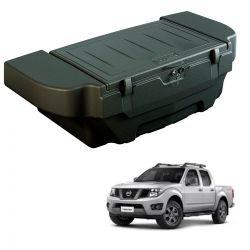 Caixa para caçamba Bepo 280 litros com kit de fixação Frontier 2008 a 2016