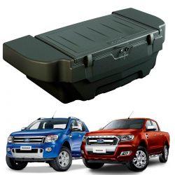 Caixa para caçamba Bepo 280 litros com kit de fixação Nova Ranger cabine dupla 2013 a 2021
