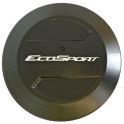 Capa de estepe Bepo rígida Ecosport 2003 a 2020 preto fosco