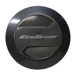Capa de estepe Bepo rígida Ecosport 2018 2019 2020 2021 cor Cinza Moscou