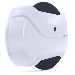 Capa de estepe Keko K3 Ecosport 2013 a 2021 cor Branco Ártico