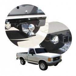 Engate de reboque F1000 1993 a 1998 removível tração 1000 Kg