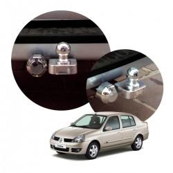 Engate de reboque fixo Clio sedan 2000 a 2009