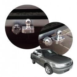 Engate de reboque fixo Corolla 2000 a 2002