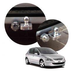 Engate de reboque fixo Peugeot 307 hatch 2001 a 2012