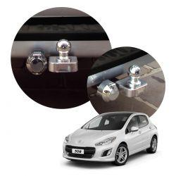 Engate de reboque fixo Peugeot 308 2012 a 2017