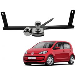Engate de reboque fixo up! VW up 2014 a 2019