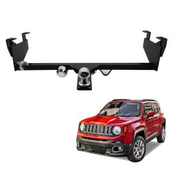 Engate de reboque Jeep Renegade 2016 a 2020 removível 400 Kg