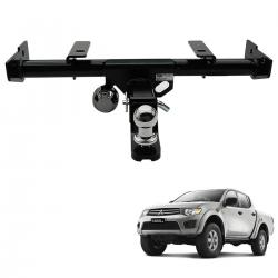 Engate de reboque removível Gedeval L200 Triton 2012 a 2016 GLX GLS Outdoor