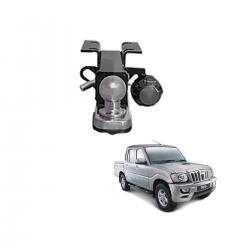 Engate de reboque removível Gedeval Mahindra pick up 2008 a 2014