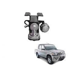 Engate de reboque Mahindra pick up 2008 a 2014 Gedeval removível 1500 Kg