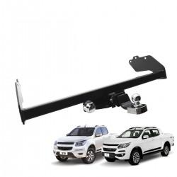 Engate de reboque Nova S10 2012 a 2019 Rek Strong removível 2500 Kg