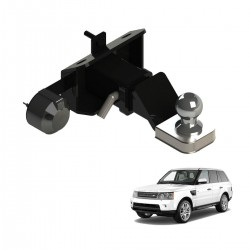 Engate de reboque removível Gedeval Range Rover Sport 2005 a 2013