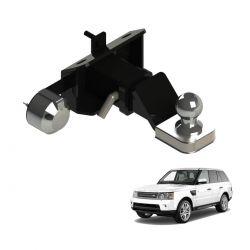Engate de reboque Range Rover Sport 2005 a 2013 Gedeval removível 1000 Kg