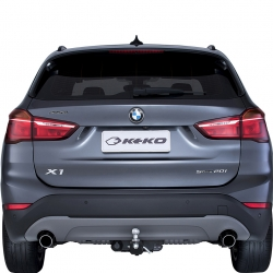 Engate de reboque removível Keko K1 BMW X1 2017 2018 2019