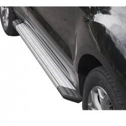 Estribo SUV 2 Bepo alumínio polido Ecosport 2013 a 2019