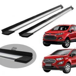 Estribo Bepo SUV 2 alumínio polido Ecosport 2013 a 2020