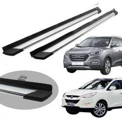 Estribo Bepo SUV 2 alumínio polido IX35 2011 a 2020