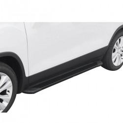 Estribo SUV 2 Bepo alumínio preto IX35 2011 a 2019