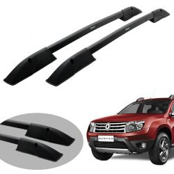 Longarina rack de teto Bepo Executive preto Duster 2012 2013 2014 2015