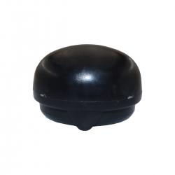 Ponteira para estribo ou quebra mato Track tubo com 70 mm de diâmetro