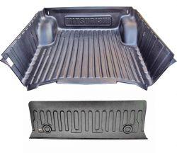 Protetor de caçamba L200 Triton 2012 a 2016 XB, GL, GLS, GLX e Outdoor MT Diesel