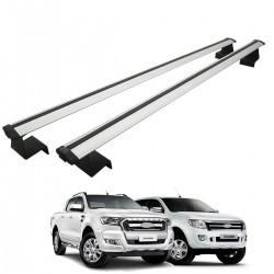 Rack de caçamba em alumínio Nova Ranger 2013 a 2019