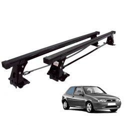 Rack de teto Fiesta 1995 a 2002 2 portas Long Life aço