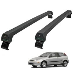 Rack de teto Focus 2003 a 2008 Long Life Sports preto