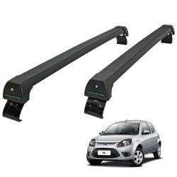 Rack de teto Ka 2008 a 2013 Long Life Sports preto