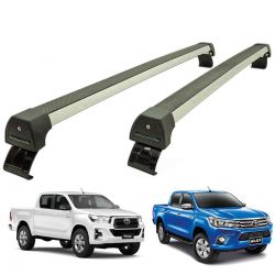 Rack de teto Long Life Sports Nova Hilux 2016 a 2021