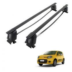 Rack de teto Novo Uno 2010 a 2019 4 portas Long Life Steel
