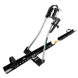 Rack de teto para bicicleta Long Life Multi Bike Lock com braço polido