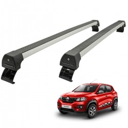 Rack de teto Long Life Sports Renault Kwid 2018 a 2022