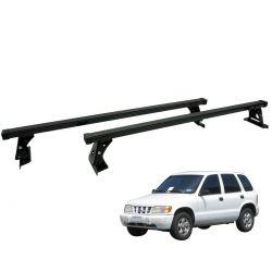 Rack de teto Sportage até 2004 sem longarina de teto Long Life aço