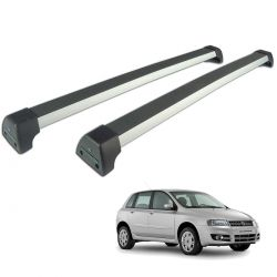 Rack de teto Stilo 2003 a 2011 Long Life Sports anodizado