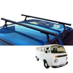 Rack de teto Long Life Aço Surf Kombi até 1997