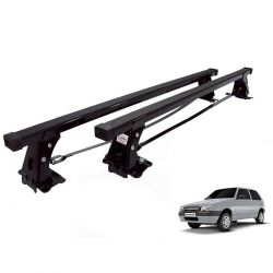 Rack de teto Uno Mille 1984 a 2013 2 portas Long Life aço