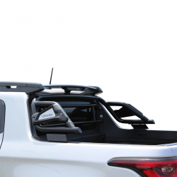 Santo antônio Bepo Slim 2 preto Fiat Toro 2017 a 2021