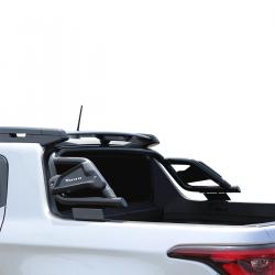 Santo antônio Bepo Slim 2 preto Fiat Toro 2017 a 2022